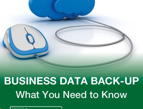 Business Data Backup – What You Need to Know